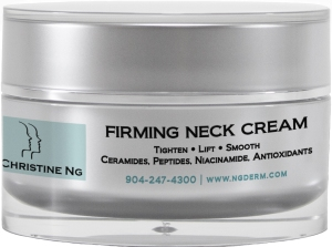 Firming Neck Cream photo 4-27-18